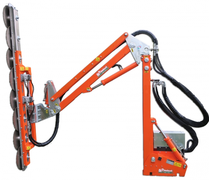 Rinieri ORS Tractor Mounted Pruner for Horticulture